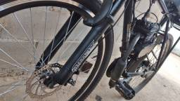 Bicicleta Motorizada novíssima! Aceito trocas!