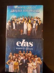 CDs Roberto Carlos