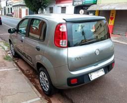 Fiat Uno Vivace Cinza,2011