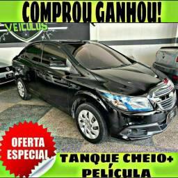 TANQUE CHEIO SO NA EMPORIUM CAR!!!! PRISMA 1.4 LT AUTOMATICO ANO 2015 COM MIL DE ENTRADA