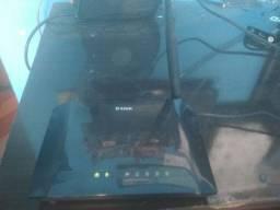 Roteador DLINK 610