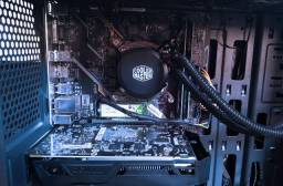 PC Gamer i7 16gb ram ssd 500gb gtx 1050ti 4gb