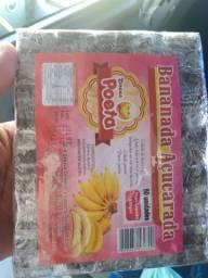 Mini bananas açucarada.