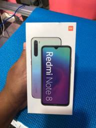 Xiaomi note 8 64GB e 4 de ram LACRADO