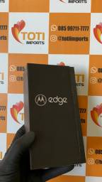 Smartphone Motorola Edge - 128GB - Midnight Red - Novo