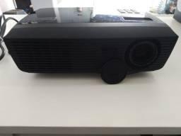 Vendo/Troco Projetor LG BS275 + Tela Retrátil