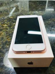 IPhone 7 128gb rosê completo
