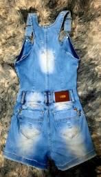 Vendo macaquinho jeans
