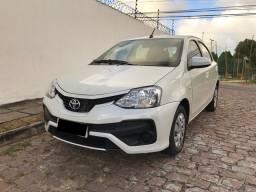 Toyota Etios 1.5 XS 2018 AUTOMÁTICO | APENAS 24.000 km