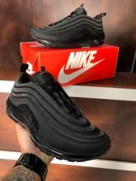 Nike Air Max 97 preto refletivo