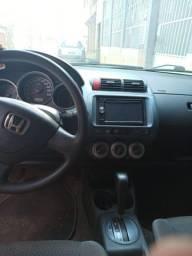 Vendo ou troco Honda fit 08 automático CVT