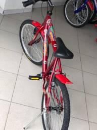 Bicicletas Aro 20 em até 6x no Cartão