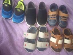 Lote calçados