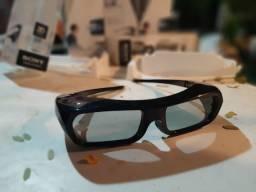 Óculos ativos 3D Sony