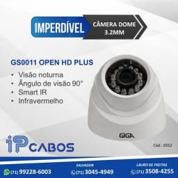 Câmera dome 3.2mm só na IP Cabos !