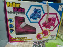 Roller em perfeito estado.