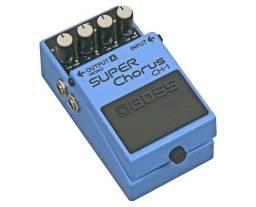 Pedal Super Chorus