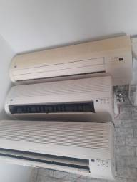 Ar condicionado usados