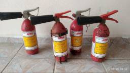 Desapegando! - 4 cascos de extintora retrô vintage