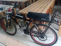 Bike motorizada 2 tempo sp pegar e andar 1200 reais