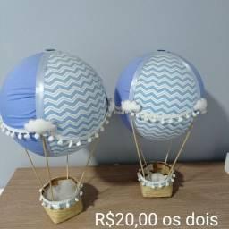 Balões decorativo