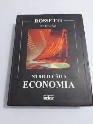 Livro Introdução a Economia