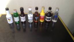 Miniaturas Alcoolicas 50ml: RS29 cada