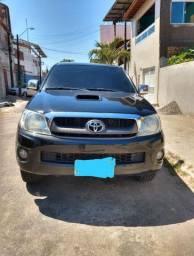 Toyota Hilux srv 3.0 2010 extra!!!