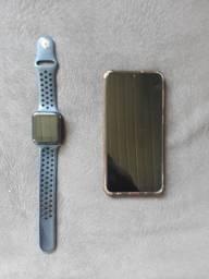 A10 e um smart watch