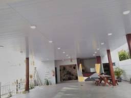 Instalação e manutenção em forro pvc 8 reais  a mão de obra com 5 anos de garantia