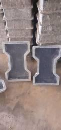 Vendo fôrmas de piso intertravado