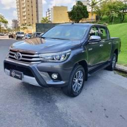Toyota Hilux SRX 2018 4x4