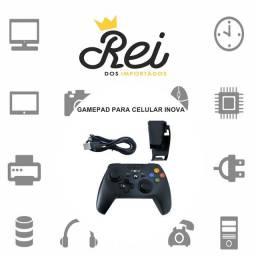 Gamepad controle pra celular Bluetooth seu videogame onde você estiver