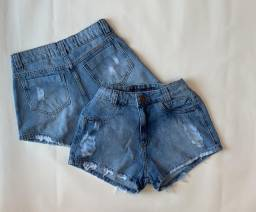 Shorts Jeans - Entrega gratuita