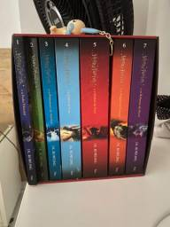 Caixa/Box Harry Potter - Edição Premium