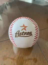 Bola De Baseball Oficial E Original Astros 2010