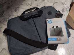 Bolsa para Notbook HP 15,6 cinza Poliester (NOVA)