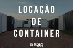 Locação de container para empresas