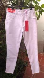 Calça Biotipo branca