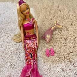 Barbie sereia
