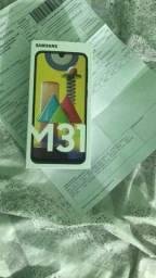 Samsung M31 azul 128gb