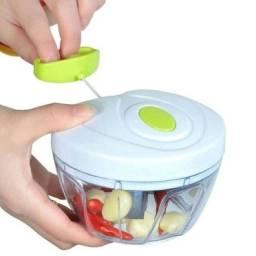 (WhatsApp) mini processador de alimento manual