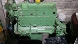 Vendo motor 352 turbinado e mais peças de 1113
