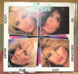 Poison - Look What The Cat Dragged In - LP Vinil