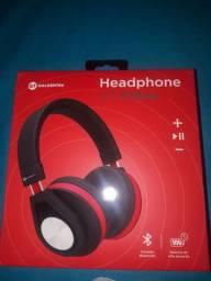 Fone de ouvido via Bluetooth sem fio