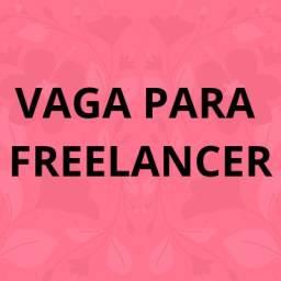 Vaga de emprego - Freelancer