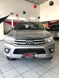Toyota Hilux std 2017 Mecânica