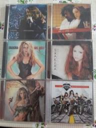 Vendo CDs bem conservados