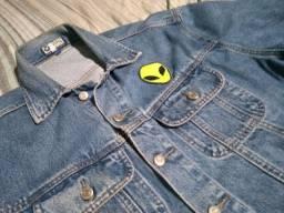 Reliquia só 200 jaqueta jeans hering de época, original, relíquia - estilo 200 reais