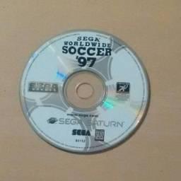 Sega wordlwide soccer 97
